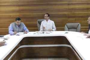 मुख्यमंत्री चौहान से निवेशकों की मुलाकात