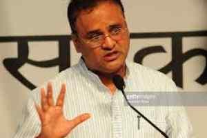कांग्रेस मुख्यालय में मनाया गया प्रदेश कांग्रेस अध्यक्ष अरूण यादव का 46 वां जन्मदिवस