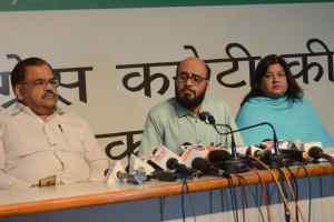 मंत्री रामपालसिंह के बेटे के खिलाफ आत्महत्या हेतु दुष्प्रेरित करने का प्रकरण दर्ज करने की मांग