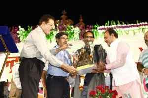 सिंधी समाज ने किया मुख्यमंत्री चौहान का अभिनंदन