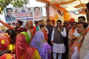 भाजपा का हर कार्यकर्ता प्रदेश अध्यक्ष की आवाज बनकर मिशन 2018 में जुटेगा