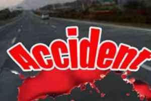 भाजपा नेता कैलाश जोशी की बहन बहनोई की दुर्घटना में मौत