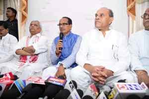 कांग्रेस राजनीति को व्यक्तिगत विद्वेष  तक ले जाने का काम कर रही है: मुख्यमंत्री