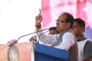 आप आशीर्वाद दीजिए, शिवाजी की तरह देश-समाज की सेवा करूंगा: मुख्यमंत्री