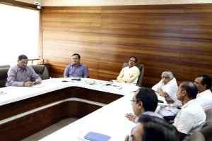स्वीकृत पेयजल योजनाओं के कार्यों की सतत् निगरानी की जाए:मुख्यमंत्री चौहान