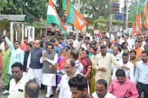 कांग्रेस ने सिर्फ सत्ता प्राप्ति के लिए किया महात्मा गांधी के नाम का जापः