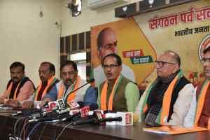 जनता के बीच जाकर कांग्रेस द्वारा फैलाए गए भ्रम को दूर करें : रामेश्वर शर्मा