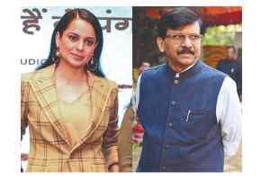 कंगना के समर्थन में संजय को भेजी चूड़ी, कंगन और बिंदी