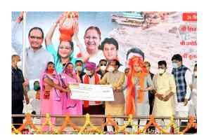 भाजपा को जिताकर सिंधिया जी को 'गद्दार'  कहने वालों को जवाब दें : शिवराजसिंह चौहान