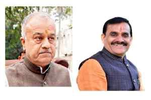 भाजपा के पूर्व प्रदेशाध्यक्ष नंदू के गढ़ में वर्तमान प्रदेशाध्यक्ष वीडी शर्मा फेल