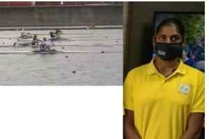 मध्य प्रदेश वाटर स्पोर्ट्स अकादमी की खिलाड़ी खुशप्रीत ने सेमी फाइनल के लिए किया क्वालीफाई
